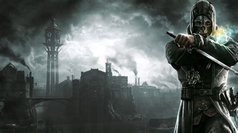 dishonored video games wallpapers hd desktop  mobile