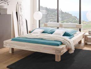 Bett 180x200 Massivholz Komforthöhe : stabile massivholzbetten in 180x200 cm online kaufen ~ Bigdaddyawards.com Haus und Dekorationen