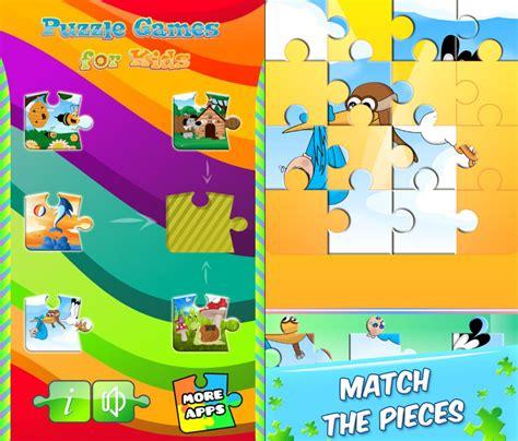7 Los mejores juegos de rompecabezas para niños en Android