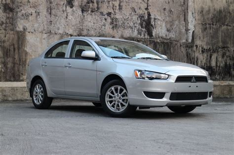 Mitsubishi Lancer 2013 Review by Review 2013 Mitsubishi Lancer Ex Glx A T Philippine Car