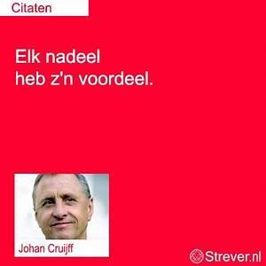 Legendarische u... Johan Kruijf Quotes