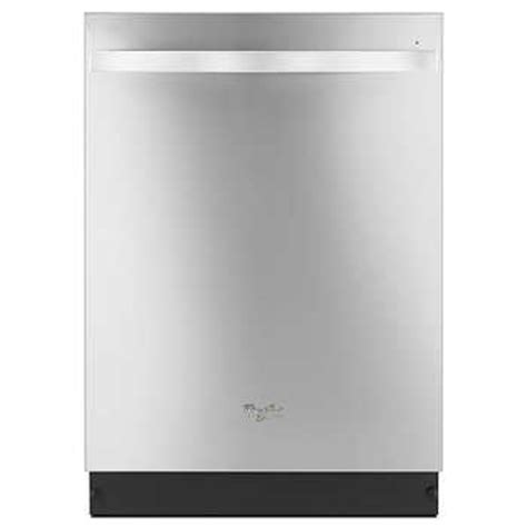 Whirlpool Gold® Series Stainless Steel Dishwasher With