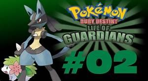 Pokemon Ruby Destiny Life Of Guardians - Episode 2 ...
