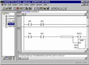 Ladder Diagram Editor