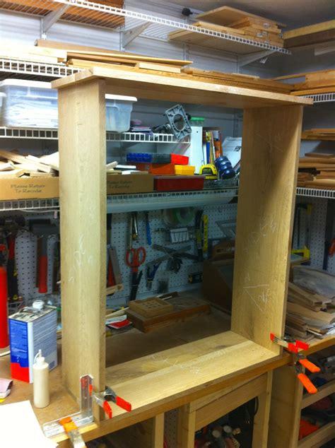 rustys tool cabinet  wood whisperer