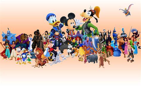 Images Of Disney Characters Disney S Characters Disney Photo 8774283 Fanpop