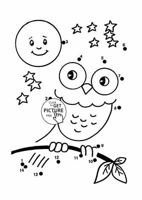 sensational easy dot to printables preschool connect the