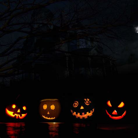 Animated Halloween Wallpaper And Screensavers (54+ Images