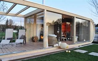gartenhaus design design gartenhaus mit sauna lifestyle und design