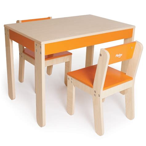 pkolino table and chairs uk table and chairs orange