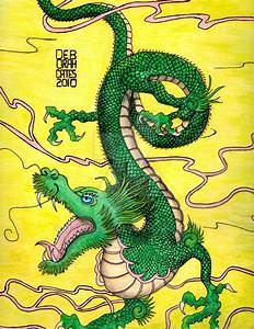 Ancient Chinese Dragon by OzzyBear on DeviantArt