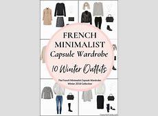 Create a French Minimalist Capsule Wardrobe 10 Winter