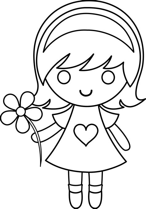 images  daisy outline template