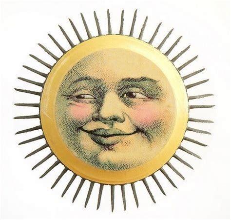 vintage sun cliparts   clip art
