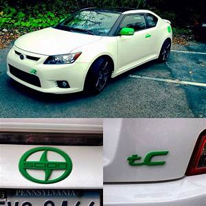 Plasti Dipped My 2012 Scion Tc  Awesome Product And Easy