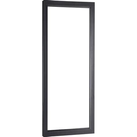 separation vitree cuisine salon fenêtre aluminium 1 vantail sans ouverture h 60 x l 150 cm