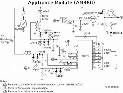 X10 L Module Schematic x10 hacks meridianwiki