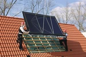 Solaranlage Dach Kosten : warmwasser f r null cent ~ Orissabook.com Haus und Dekorationen