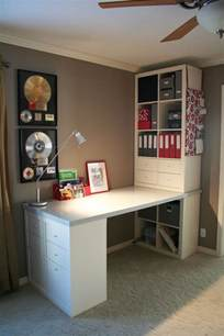 kallax bureau best 25 ikea desk ideas on