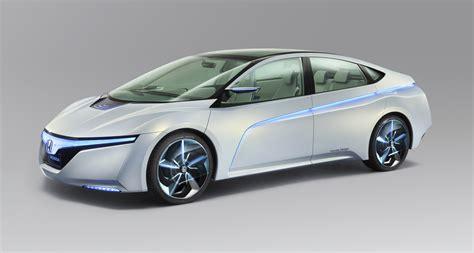 Electric Car by 2011 Tokyo Motor Show Honda Reveals Electric Car Concepts
