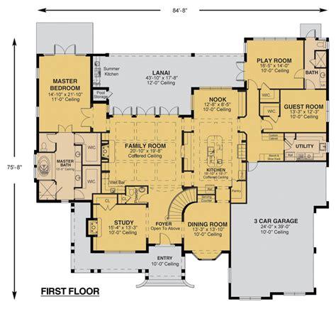 custom homes floor plans floor plan custom home design