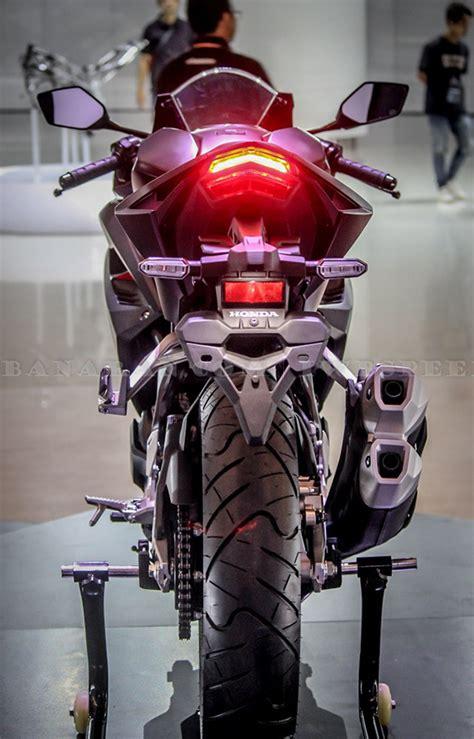 Honda Cbr250rr Image by Image Gallery 2016 Honda Cbr250rr Overdrive