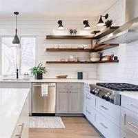 kitchen corner shelves 25 Corner Shelves, Ideas to Improve Kitchen Storage and Look
