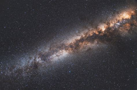 Stars Memorize Rebirth Our Home Galaxy Sciencedaily