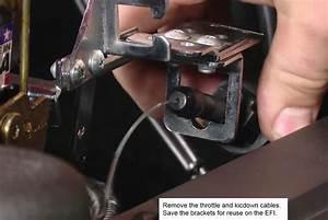 Installing The Holley Sniper Efi Kit  U2013 Racingjunk News