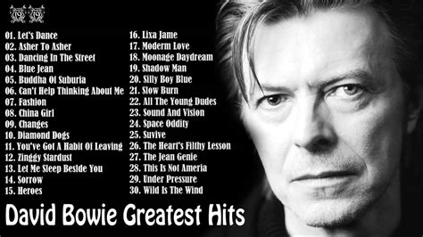 David Bowie Best Song David Bowie Greatest Hits Album David Bowie S 30