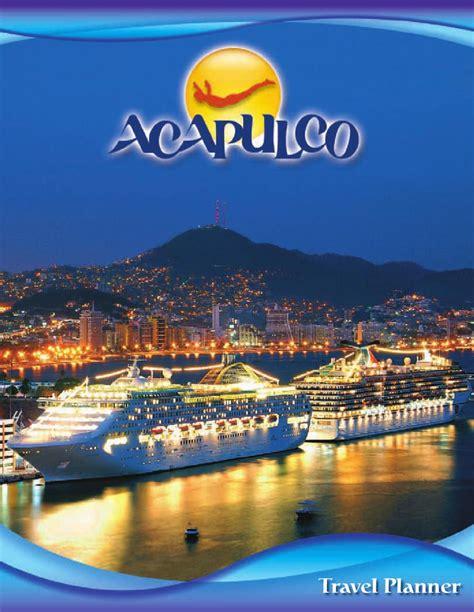 plan de viaje en acapulco  museo virtualdeacapulco issuu