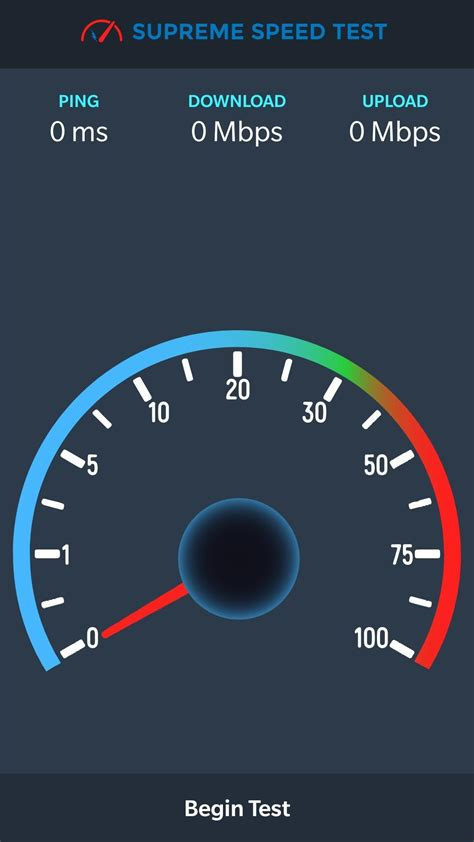 Speed Test for Android - APK Download