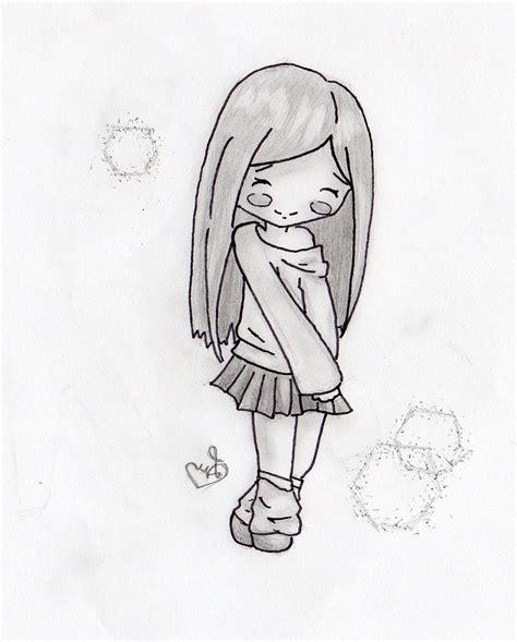 Drawing Anime Simple Anime Drawing Simple Anime Drawings In Pencil Drawing Artistic