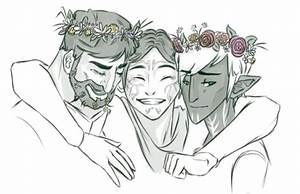 And i continue this flower crown theme.