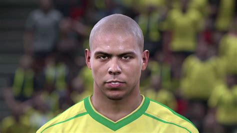 ronaldo el fenomeno nazario tribute pes  youtube