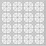 Quilt Coloring Block Pattern Patterns Pages Wheel Fortune Pinwheel Blocks Quilts Colouring Printable Blank Crazy Template Fish Month Templates Paper sketch template