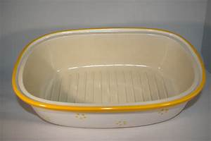 Ton Keramik Unterschied : brottopf 30 cm retro gelb bembel shop bembel seifert ~ Markanthonyermac.com Haus und Dekorationen