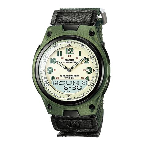 casio aw 80v 3bv youth series wrist watchcentre pk