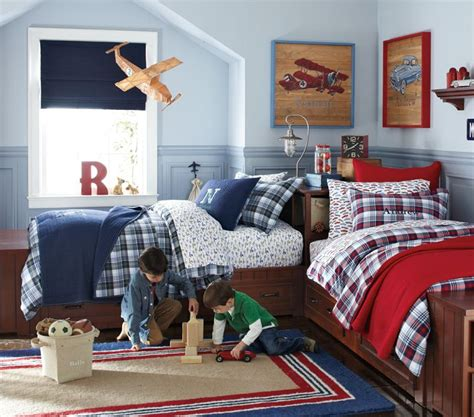 room for two boys rethinking how we use our space a shared bedroom and a family craft space the happy housie