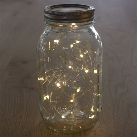 led twinkle lights battery create the look of fireflies in a jar with our led