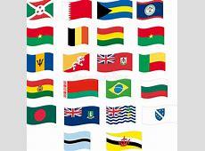 Flag Set Part 212 Letter B Stock Images Image 15281964