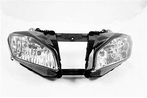 New Premium Headlight Head Light Assembly Yamaha Yzf
