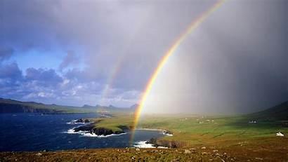 Rainbows Rainbow Background