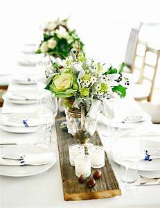 Table Mariage Champetre : d coration mariage champ tre plus de 50 id es originales ~ Melissatoandfro.com Idées de Décoration