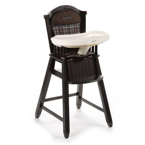 classic high chair eddie bauer wooden baby gear