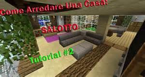 Minecraft tutorial v quot come arredare una casa salotto