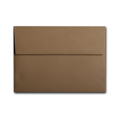 a 7 envelope a7 envelopes converted with environment grocer kraft 70
