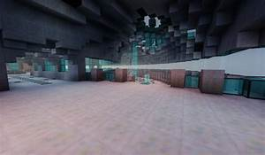 Space Station Bed District Minecraft Project