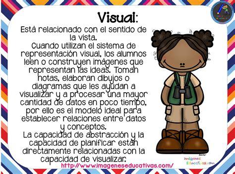 Estilos de Aprendizaje (1) Imagenes Educativas