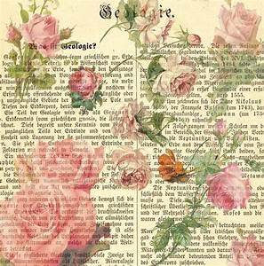 Free Decoupage Vintage Printables | 12 x 12 Inch Vintage ...